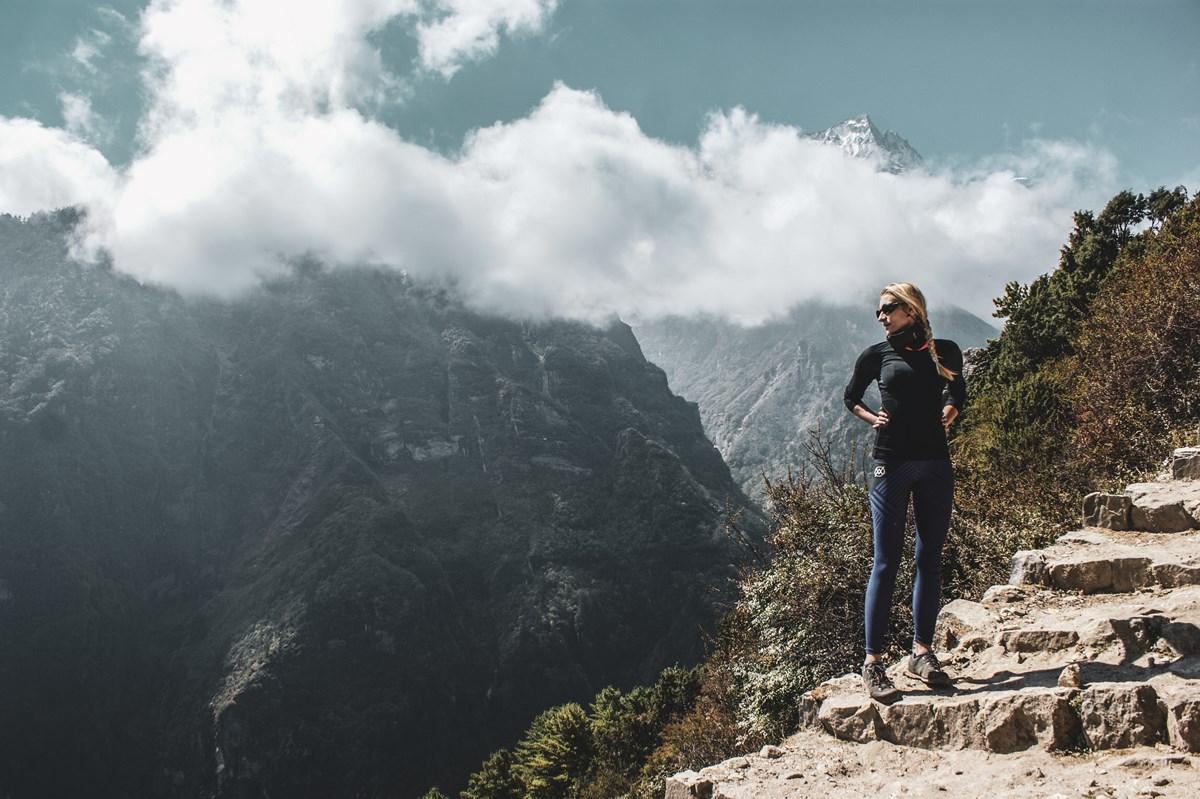 Pocztówka z Himalajów