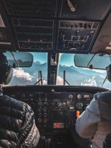 Koncert awaryjnych kontrolek, czyli lot Katmandu – Lukla